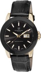 Часы CHRISTINA 519GBLBL-Carbon - Дека