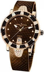 Часы Ulysse Nardin 8106-101E-3C/15 - Дека