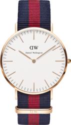 Часы Daniel Wellington DW00100001 Oxford 40 - Дека