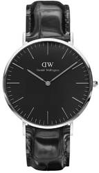 Часы Daniel Wellington DW00100135 Black Reading 40 - Дека