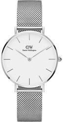 Часы Daniel Wellington DW00100220 Petite Sterling White S 28 - ДЕКА