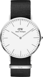 Часы Daniel Wellington DW00100258 Classic 40 Cornwall S White — ДЕКА