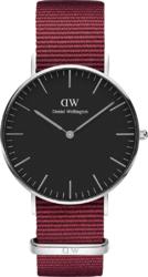 Часы Daniel Wellington DW00100274 Classic 36 Roselyn S Black - Дека
