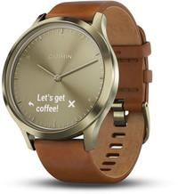 Смарт-часы Garmin Vivomove HR, E EU, Premium, Gold-Gold, S/M - Дека